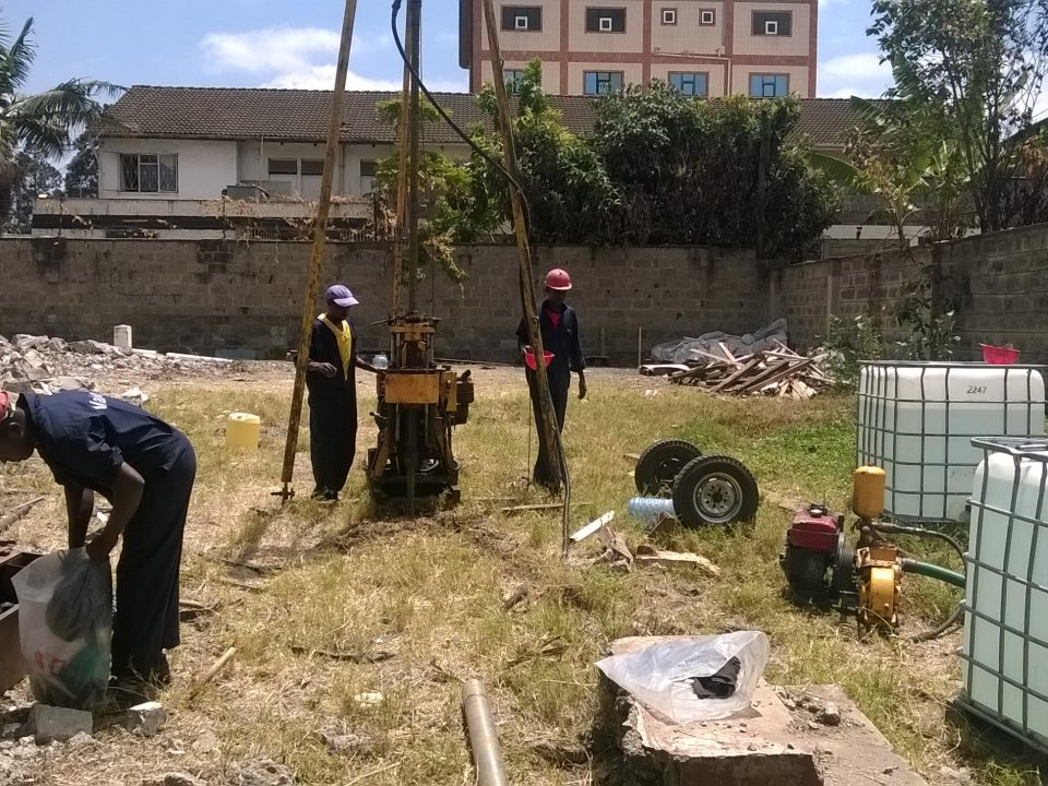 FOUNDATION CORING