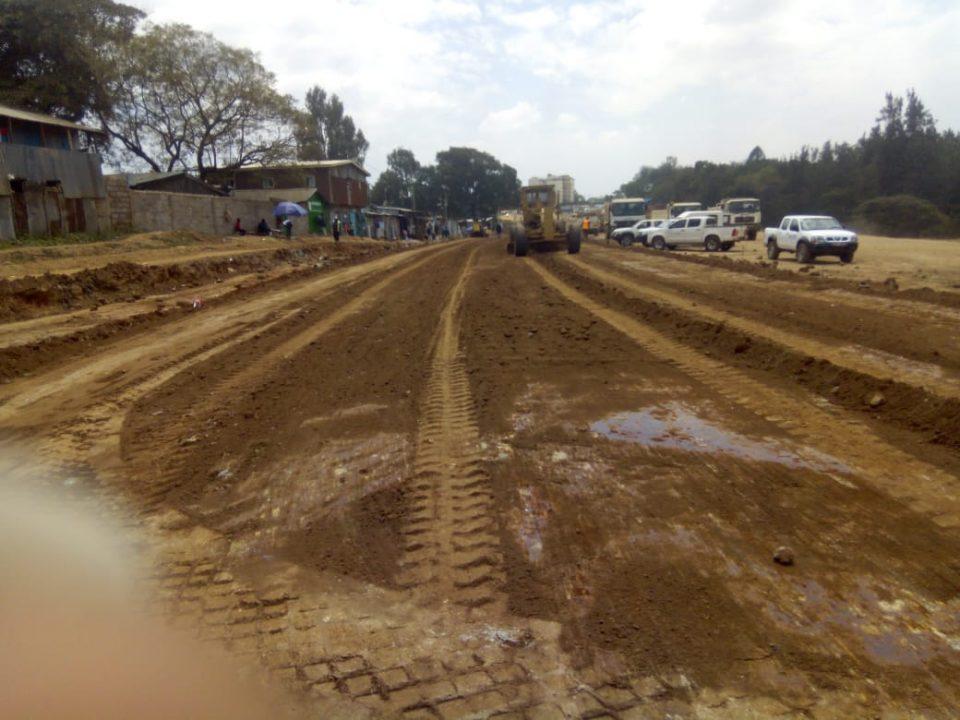 ROAD CONSTRUCTIION
